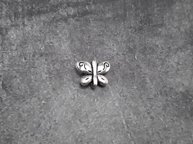 Подвеска Бабочка 8*10мм